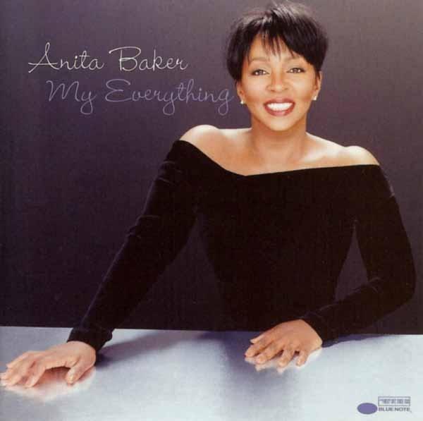 My everything / Anita Baker | Baker, Anita. Interprète