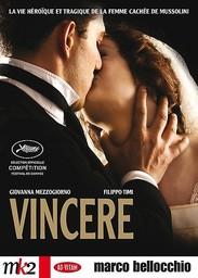 Vincere / réalisé par Marco Bellocchio | Bellocchio, Marco. Monteur. Scénariste