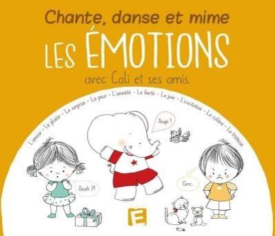 Chante, danse et mime les émotions avec Cali et ses amis / Laurent Lahaye, accordéon, chant |