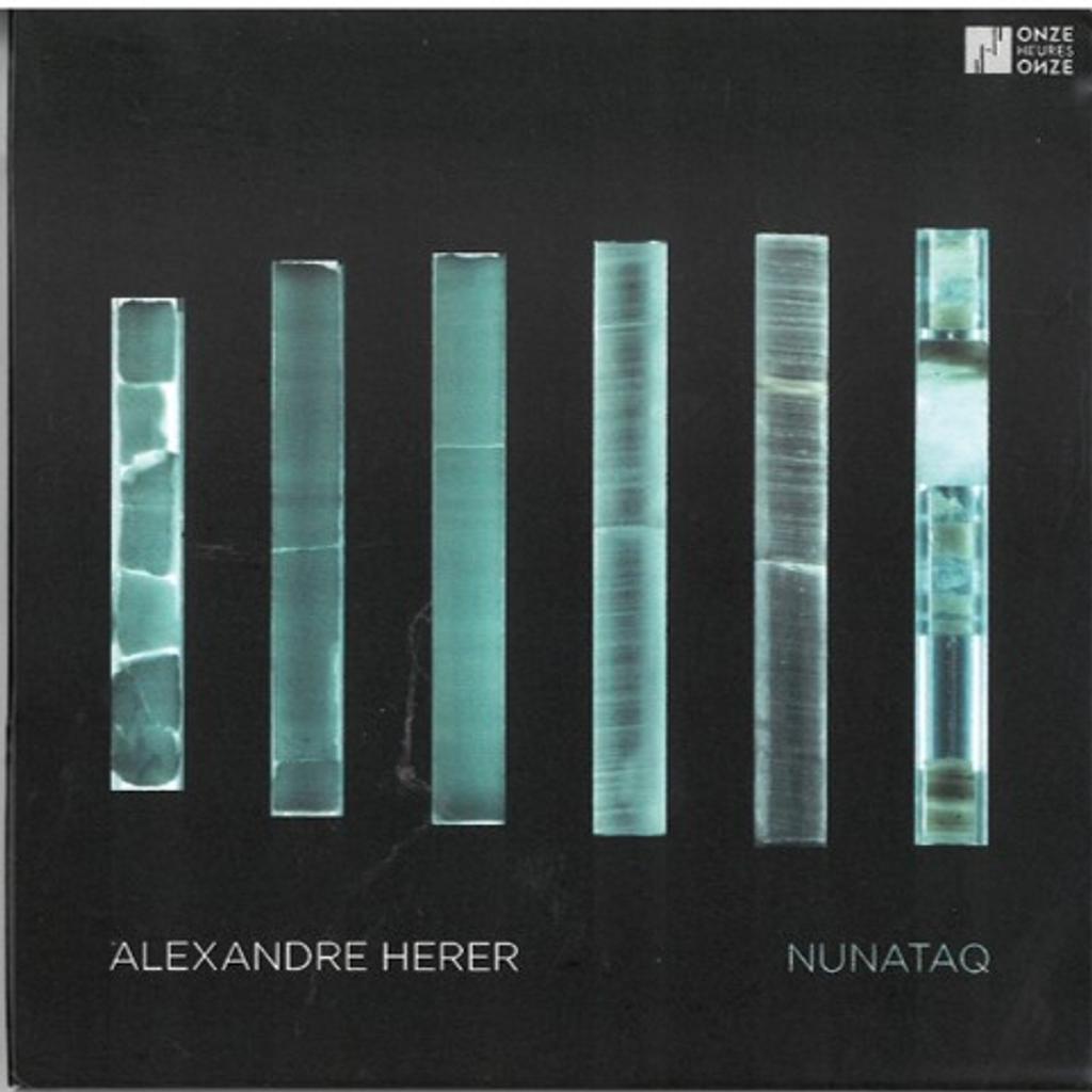 Nunataq / Alexandre Herer, piano, synthétiseur  