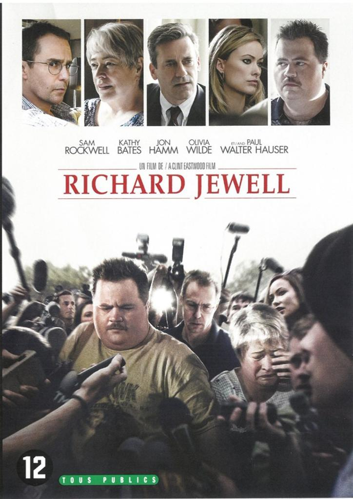 Richard Jewell / directed by Clint Eastwood  
