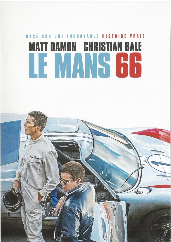 Le Mans 66 / directed by James Mangold  