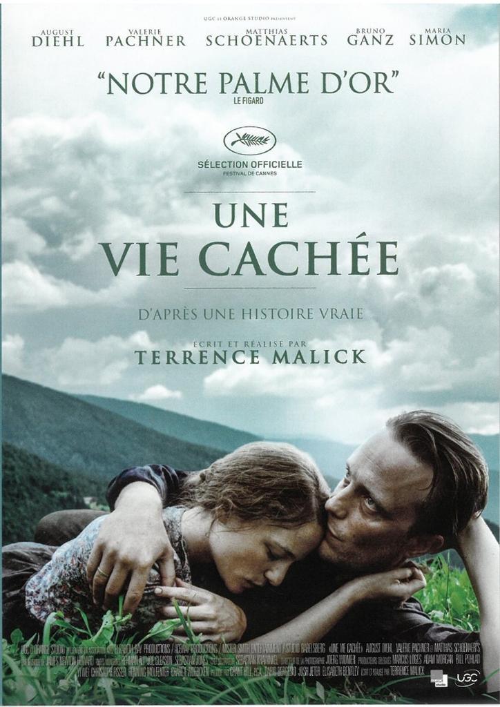 Une Vie cachée = A Hidden life / écrit et réalisé par Terrence Malick |