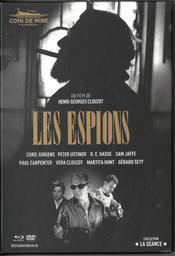 Les Espions / réalisé par Henri-Georges Clouzot | Clouzot, Henri-Georges (1907 - 1977). Monteur. Scénariste