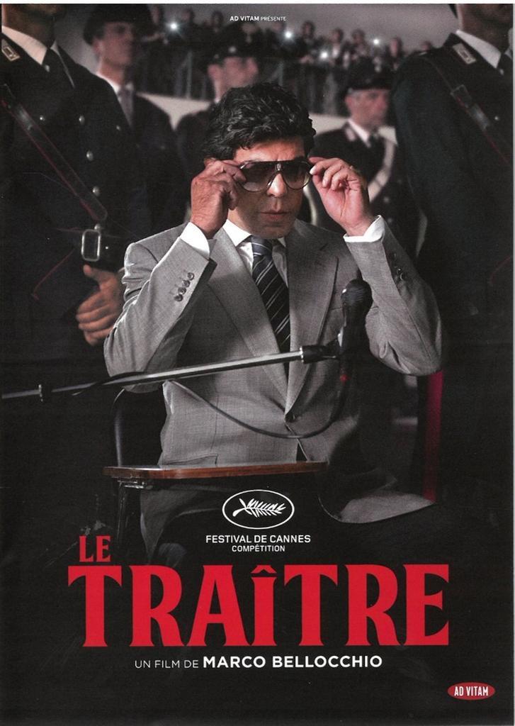 Le Traitre = Il Traditore / réalisé par Marco Bellocchio |