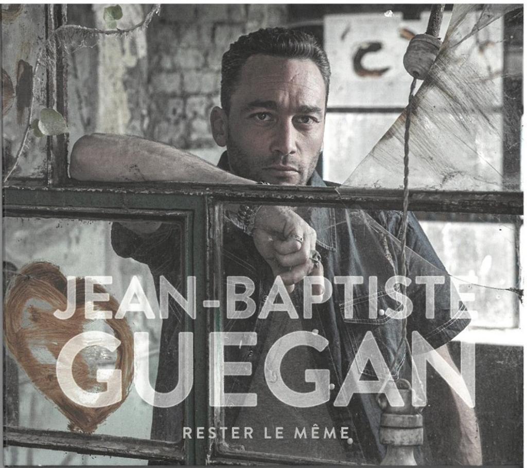 Rester le même / Jean-Baptiste Guégan |