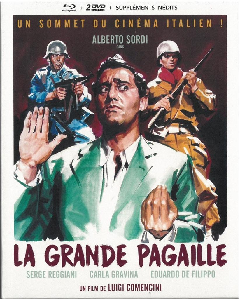 La Grande pagaille = Tutti a casa / réalisé par Luigi Comencini |